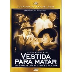 VESTIDA PARA MATAR VO.S DVD 1946