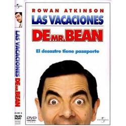 LAS VACACIONES DE MR. BEAN DVD Comedia, Mr. Bean decide irse a tomar el sol al sur de Francia