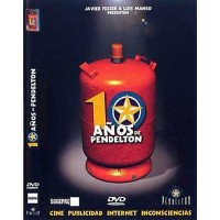 10 AÑOS DE PENDELTON Dvd