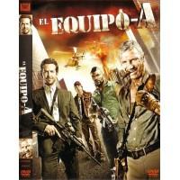 EL EQUIPO A Dvd Acción