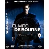 EL MITO DE BOURNE DVD Acción y servicios secretos