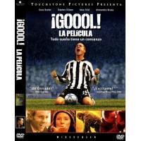 GOOOL LA PELICULA DVD