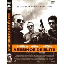 ASESINOS DE ELITE DVD CRTS15