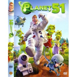 PLANET 51 Dvd - MA0627CRTV0403