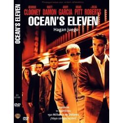 OCEAN'S ELEVEN - HAGAN JUEGO DVD DE OCASIÓN