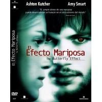EL EFECTO MARIPOSA DVD FICCIÓN 2004