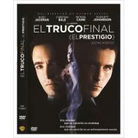 EL TRUCO FINAL (EL PRESTIGIO) DVD