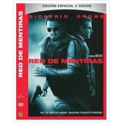 RED DE MENTIRAS EDICIÓN ESPECIAL 2 DISCOS DVD