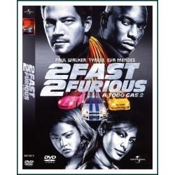 A TODO GAS 2 DVD