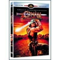 CONAN EL DESTRUCTOR EDICIÓN ESPECIAL DVD 1984
