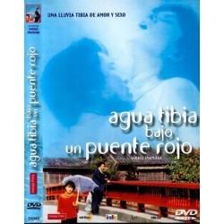 AGUA TIBIA BAJO UN PUENTE ROJO DVD