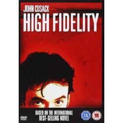 HIGH FIDELITY JOHN CUSACK VO DVD 2000