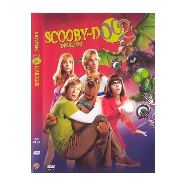 Scooby Doo 2: Desatado DVD