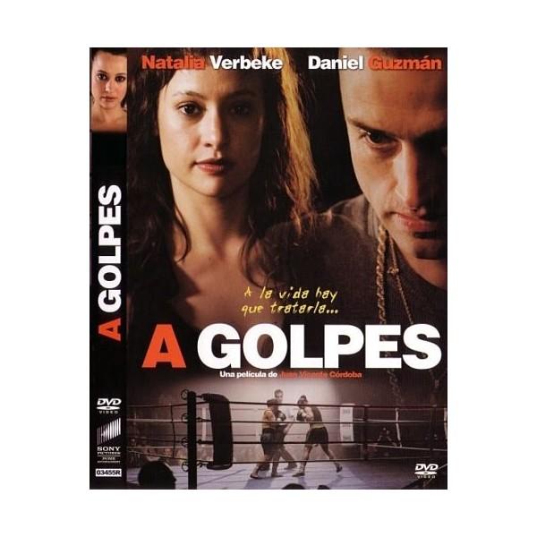 A GOLPES DVD