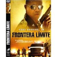 FRONTERA LIMITE Dvd Acción 2008