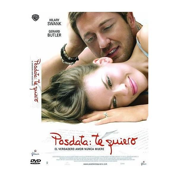 POSDATA: TE QUIERO DVD