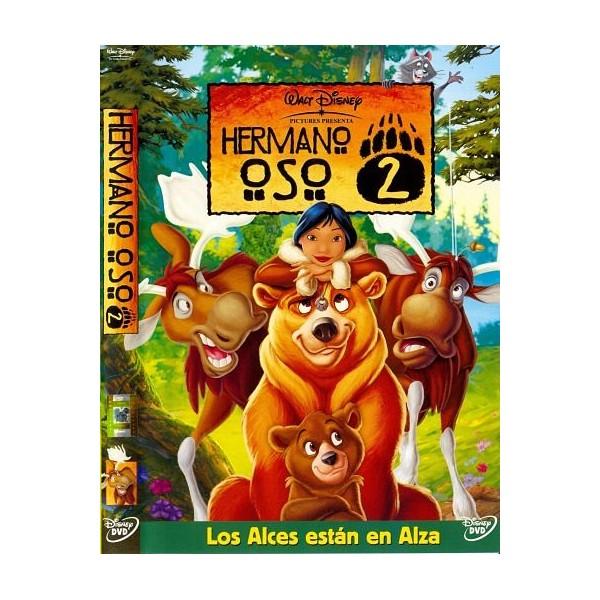 HERMANO OSO 2 DVD Infantil