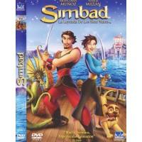 SIMBAD LA LEYENDA DE LOS SIETE MARES DVD 2003