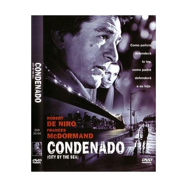 CONDENADO Dvd
