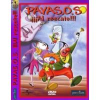 PAYASOS AL RESCATE (PAYAS.O.S. AL RESCATE) DVD INFANTIL