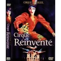 CIRQUE RÉINVENTÉ [CIRCO DEL SOL] DVD 1986