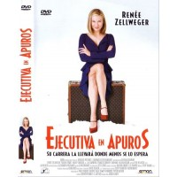 EJECUTIVA EN APUROS DVD Comedia 2009