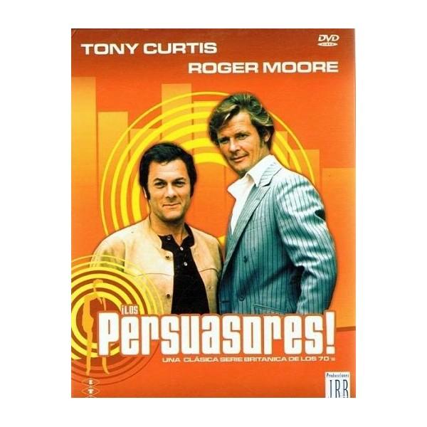 LOS PERSUASORES! 8 DVD