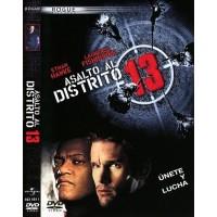 ASALTO AL DISTRITO 13 DVD 2005
