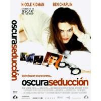 OSCURA SEDUCCIÓN DVD 2001