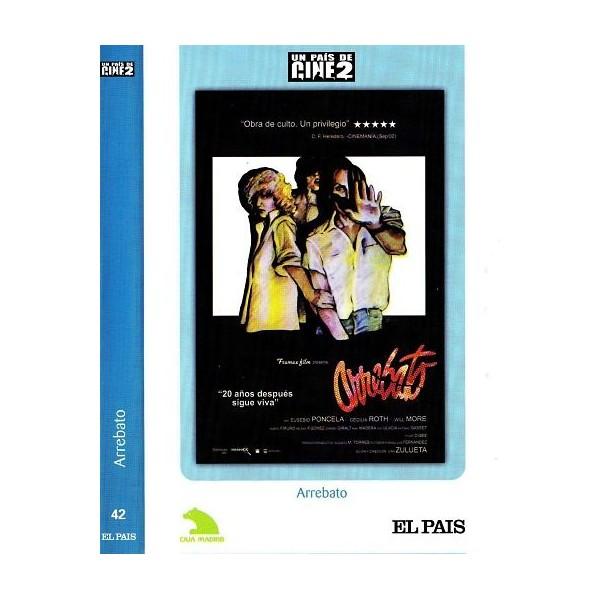 ARREBATO DVD CINE ESPAÑOL 1979 Dirigida por Iván Zulueta