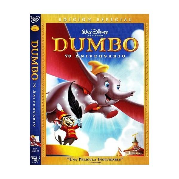 DUMBO 70 ANIVERSARIO (Edición Disney) DVD 1941