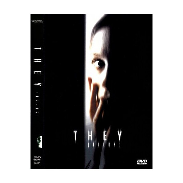 THEY (ELLOS) Dvd Suspense 2002