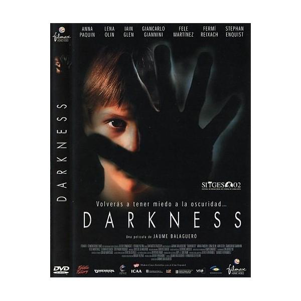 DARKNESS VOLVERAS A TENER MIEDO A LA OSCURIDAD DVD 2002