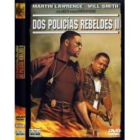 DOS POLICIAS REBELDES II DVD