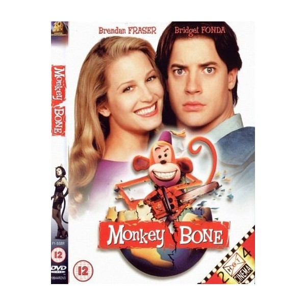 Monkey Bone DVD 2001