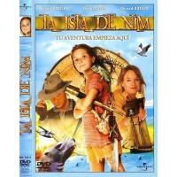 LA ISLA DE NIM DVD