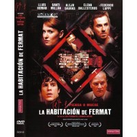 LA HABITACIÓN DE FERMAT Dvd