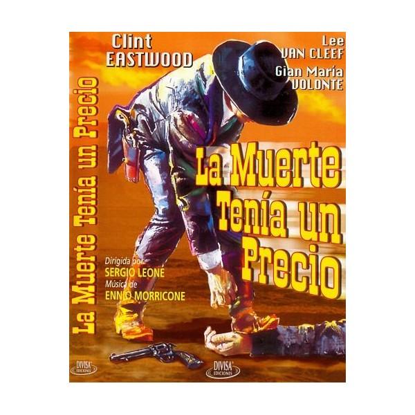 LA MUERTE TENIA UN PRECIO Acción DVD 1965
