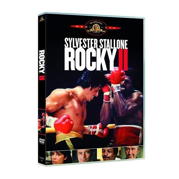 ROCKY II DVD 1979