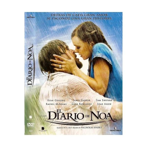 EL DIARIO DE NOA Dvd 2004