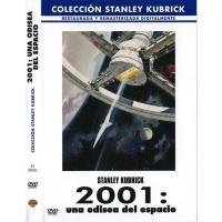 2001 UNA ODISEA DEL ESPACIO Ficción DVD 1968