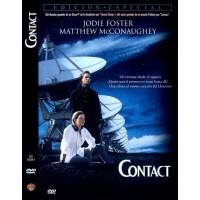CONTACT Ficción DVD 1997