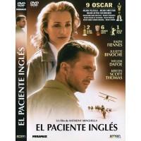 EL PACIENTE INGLES Drama DVD 1996