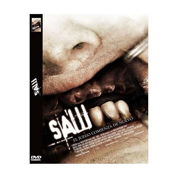 SAW III Suspense DVD 2006
