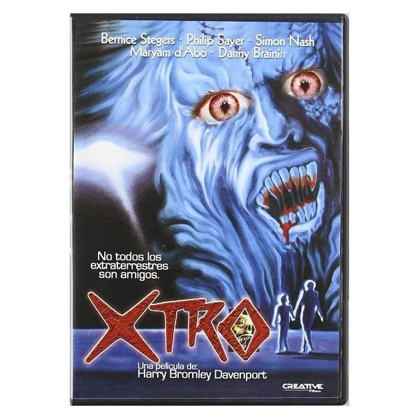 XTRO DVD 1983