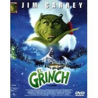 EL GRINCH 2000 DVD Infantil