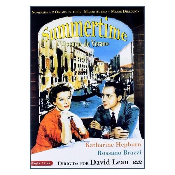 SUMMERTIME (LOCURAS DE VERANO) dvd
