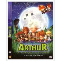 ARTHUR Y LA VENGANZA DE MALTAZARD DVD 2009