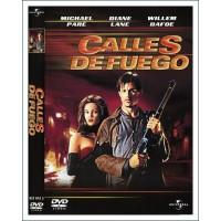 CALLES DE FUEGO DVD 1984