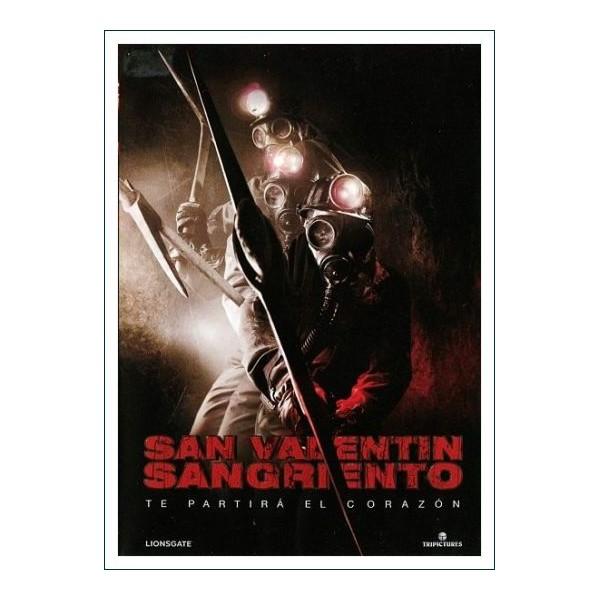 SAN VALENTÍN SANGRIENTO DVD 2009